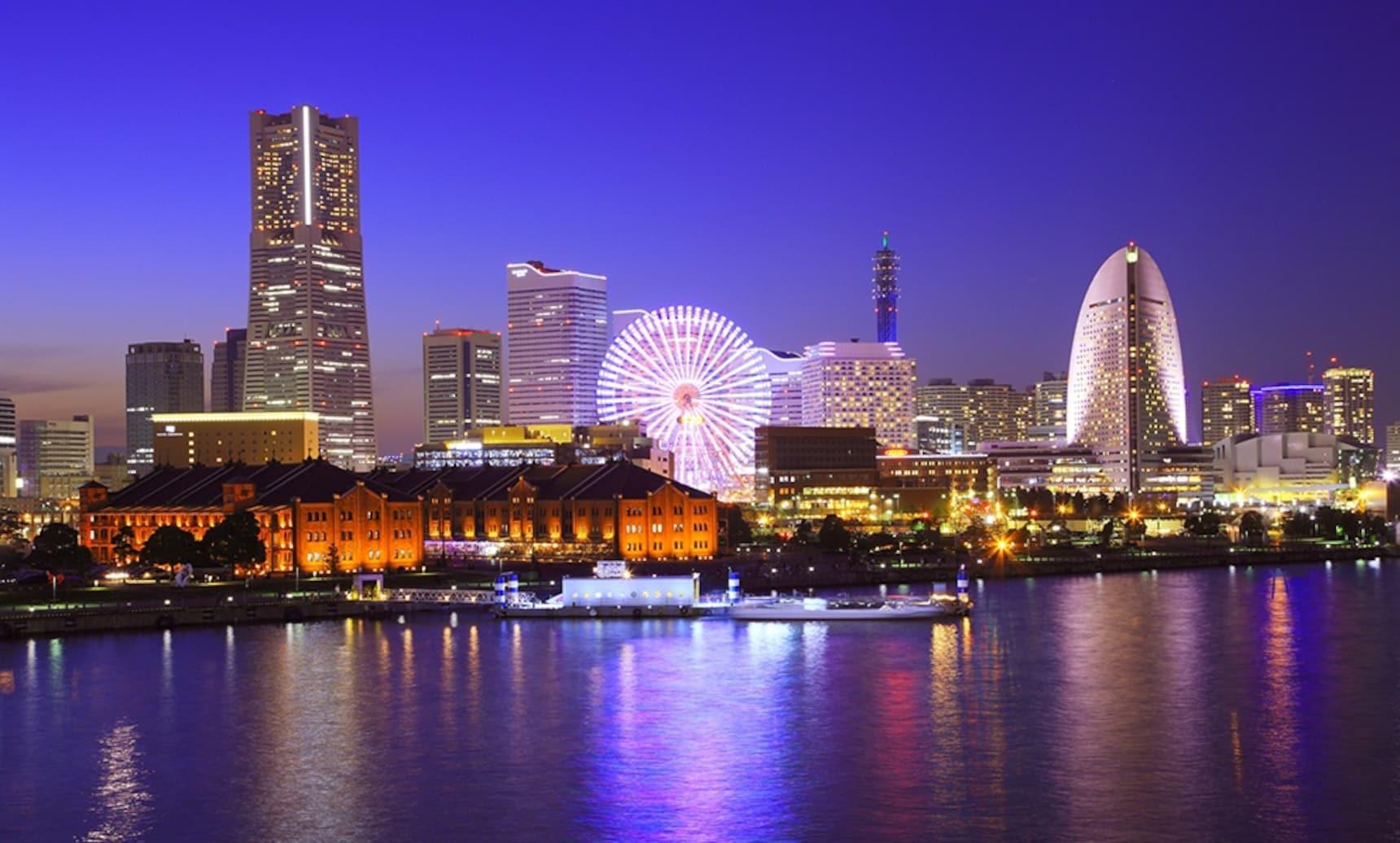 5 อันดับจุดชมวิวกลางคืนงามๆ ในโยโกฮามา