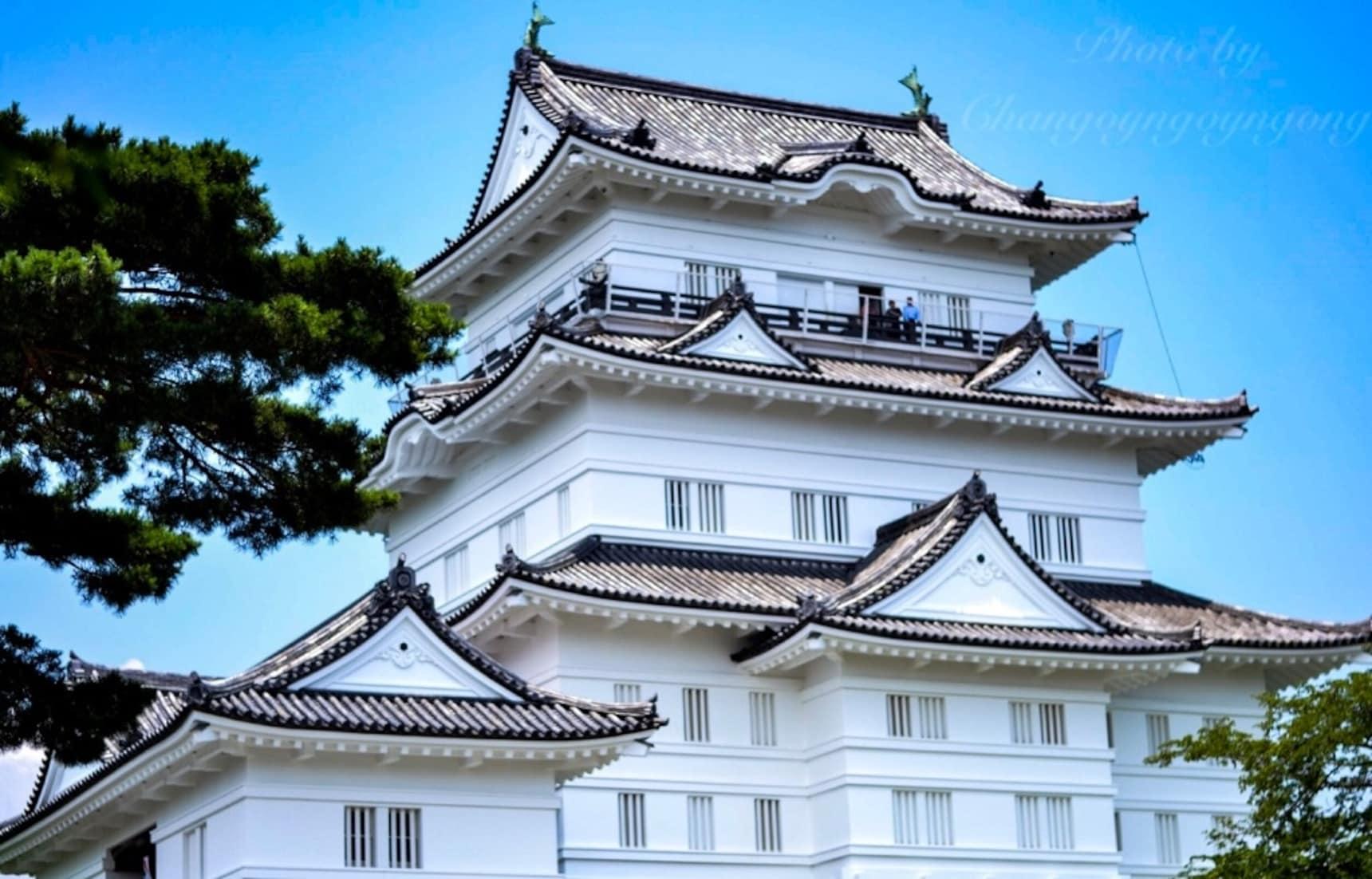ปราสาทโอดาวาระ ปราสาทเก่าแก่แห่งคานากาว่า