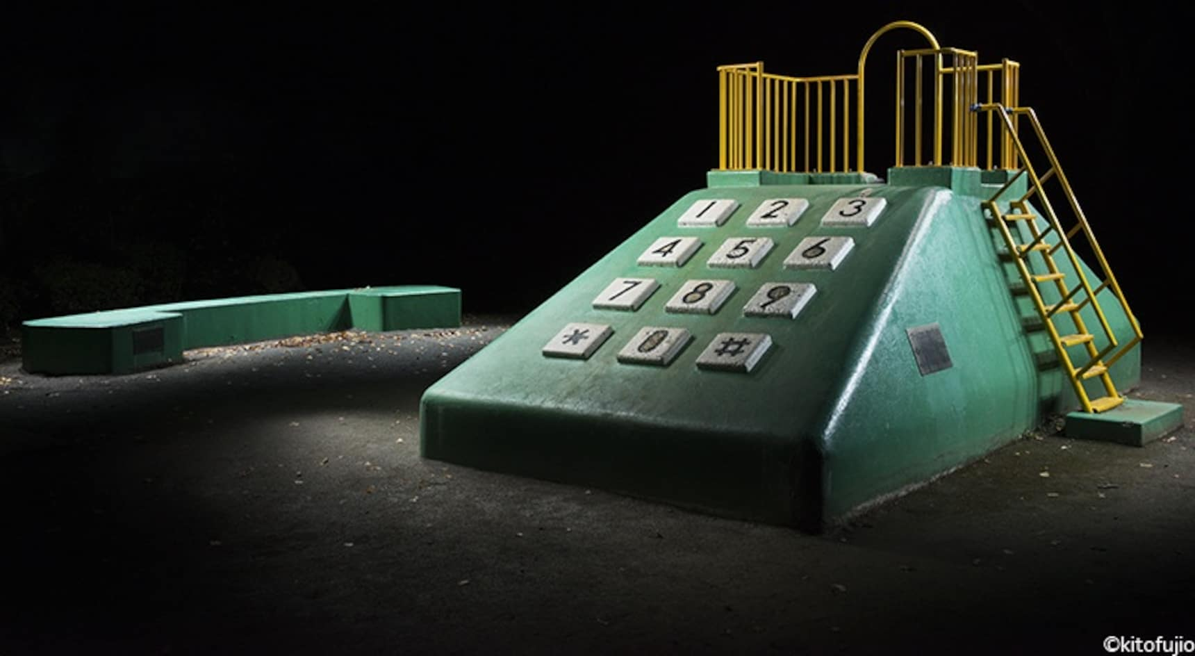 Exposing Playgrounds to Darkness
