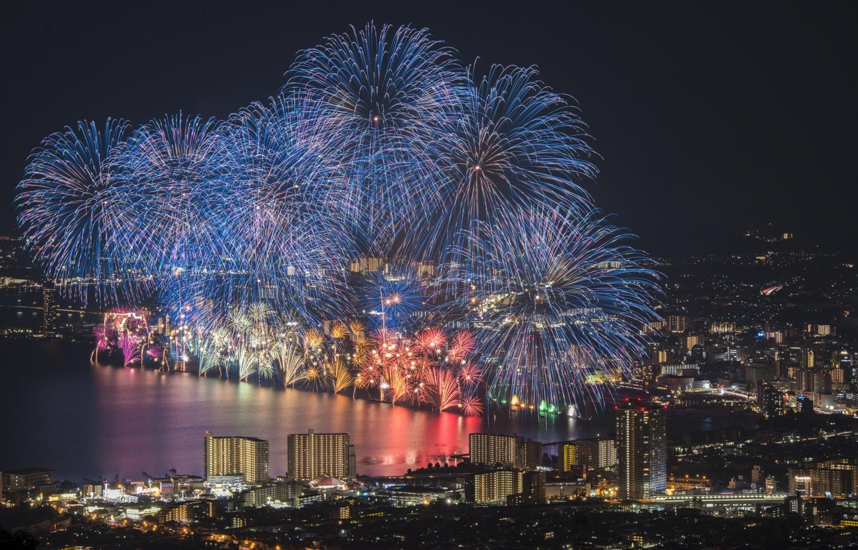 【日本關西】2019年關西地區花火接力賽倒數開始!大家準備好要出發了嗎?