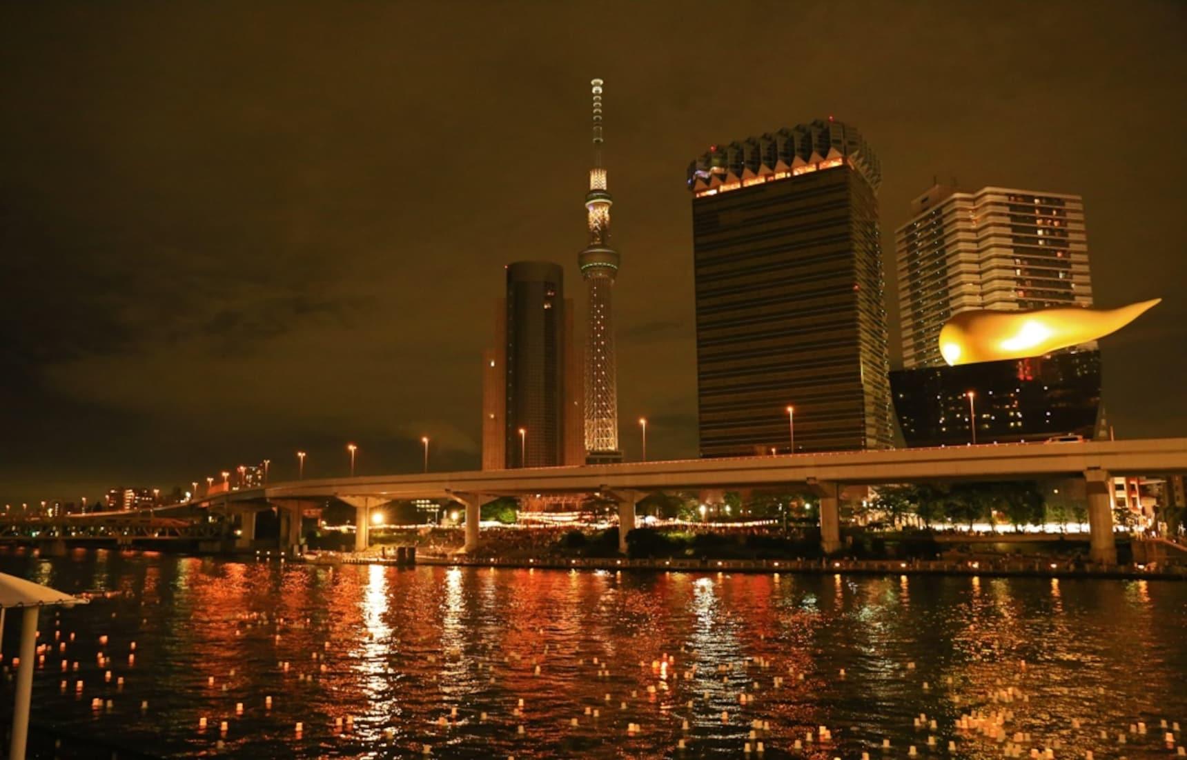 【2019年最新版】換上浴衣擠爆電車也想參加的7大東京夏日祭典