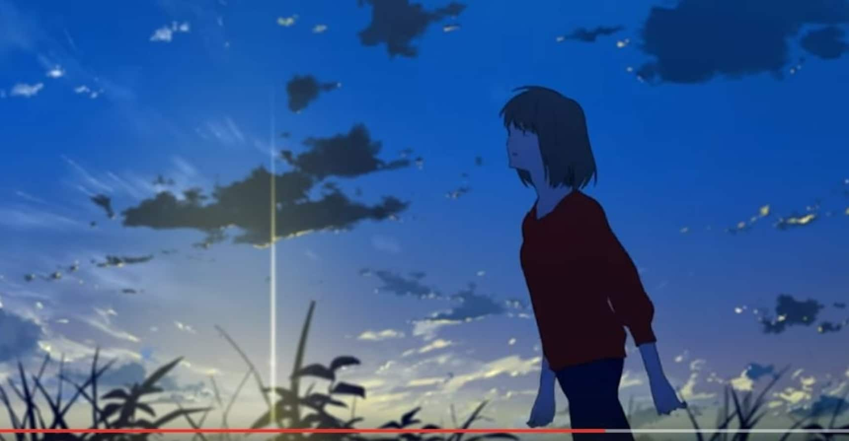 Anime Artist Creates Stunning Movie Trailer