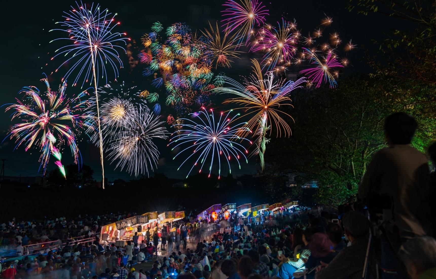 【日本自由行】歷史悠久的日本三大花火大會與觀賞須知