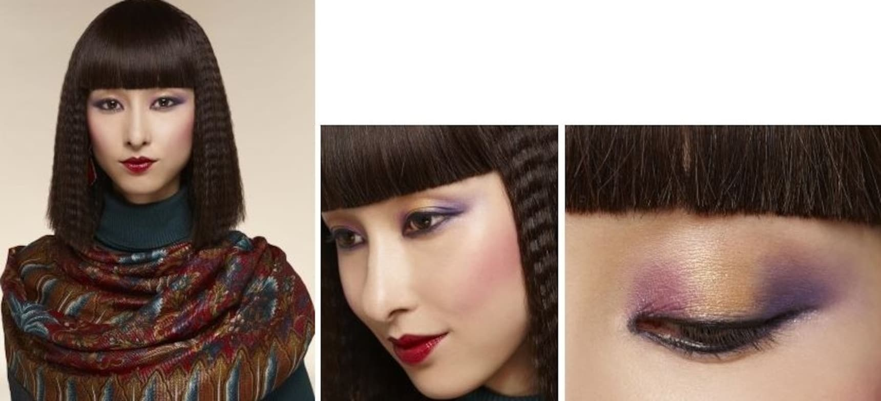 100 Years of Japanese Makeup Styles