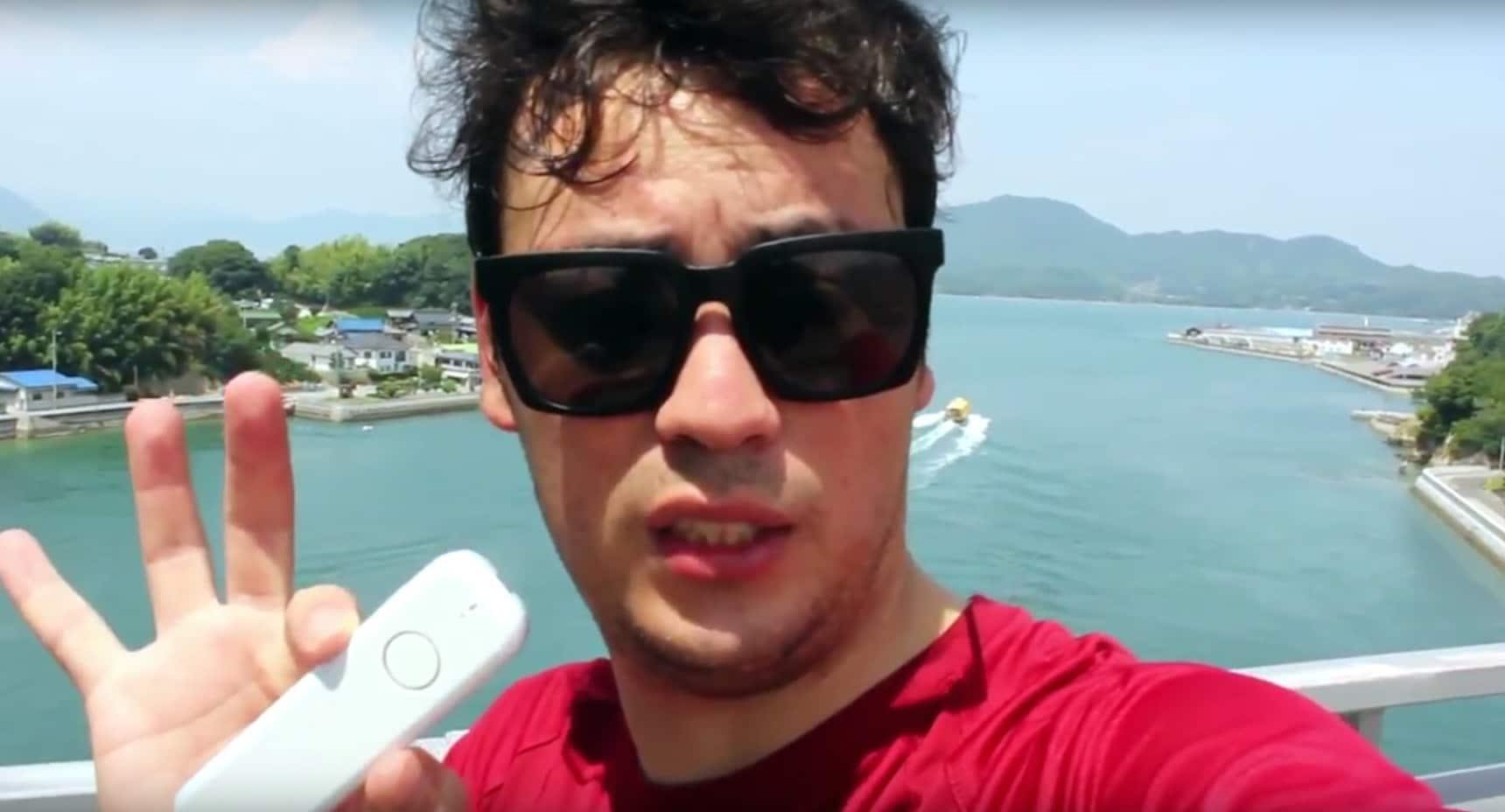 Using the ili Translator in Rural Japan