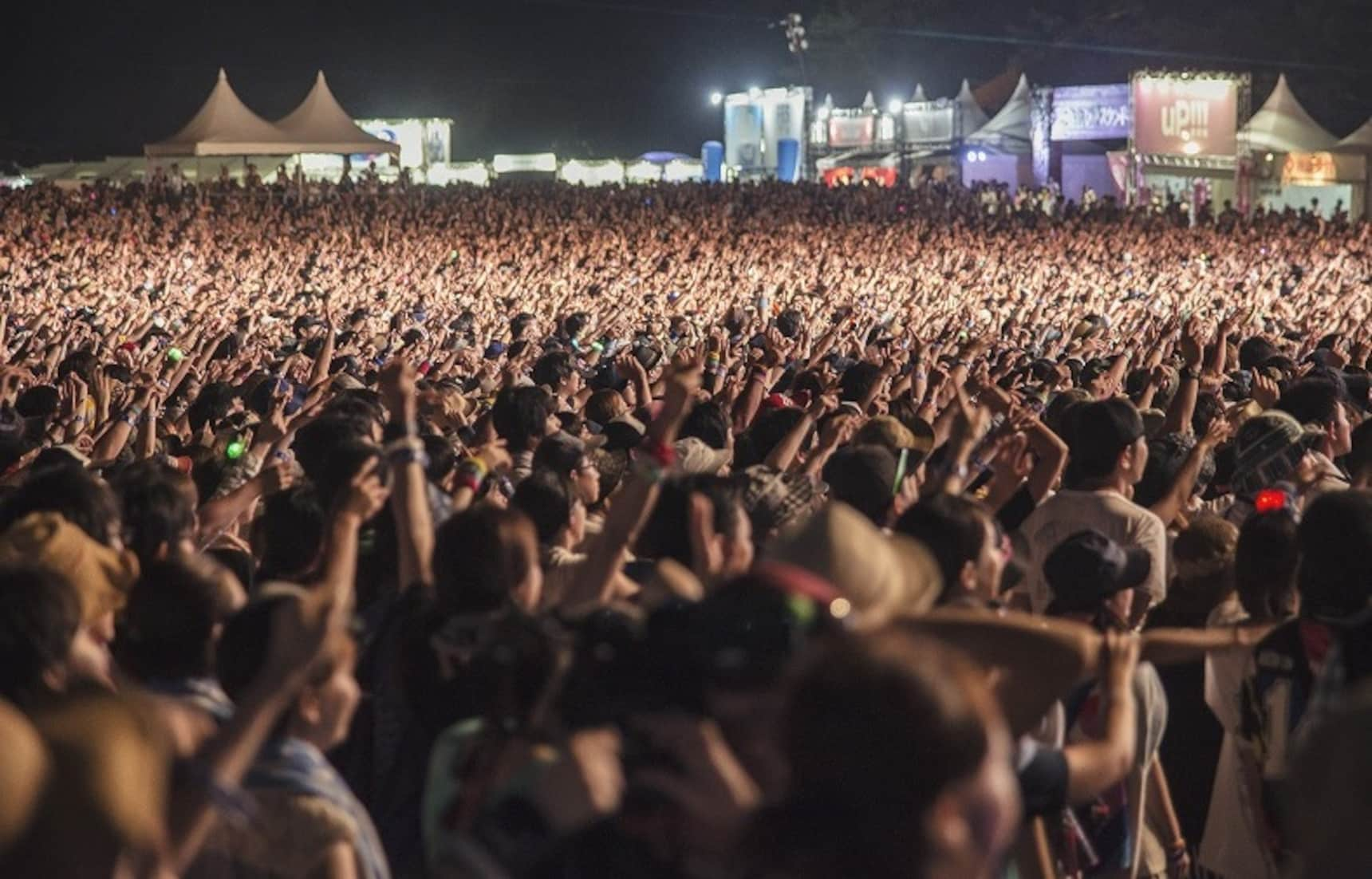 夏天到啦!带你玩转日本各大顶级音乐节