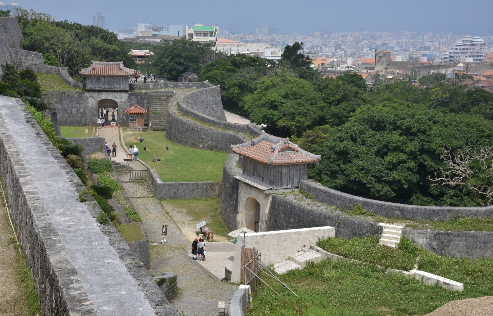 The 5 Castles of Okinawa