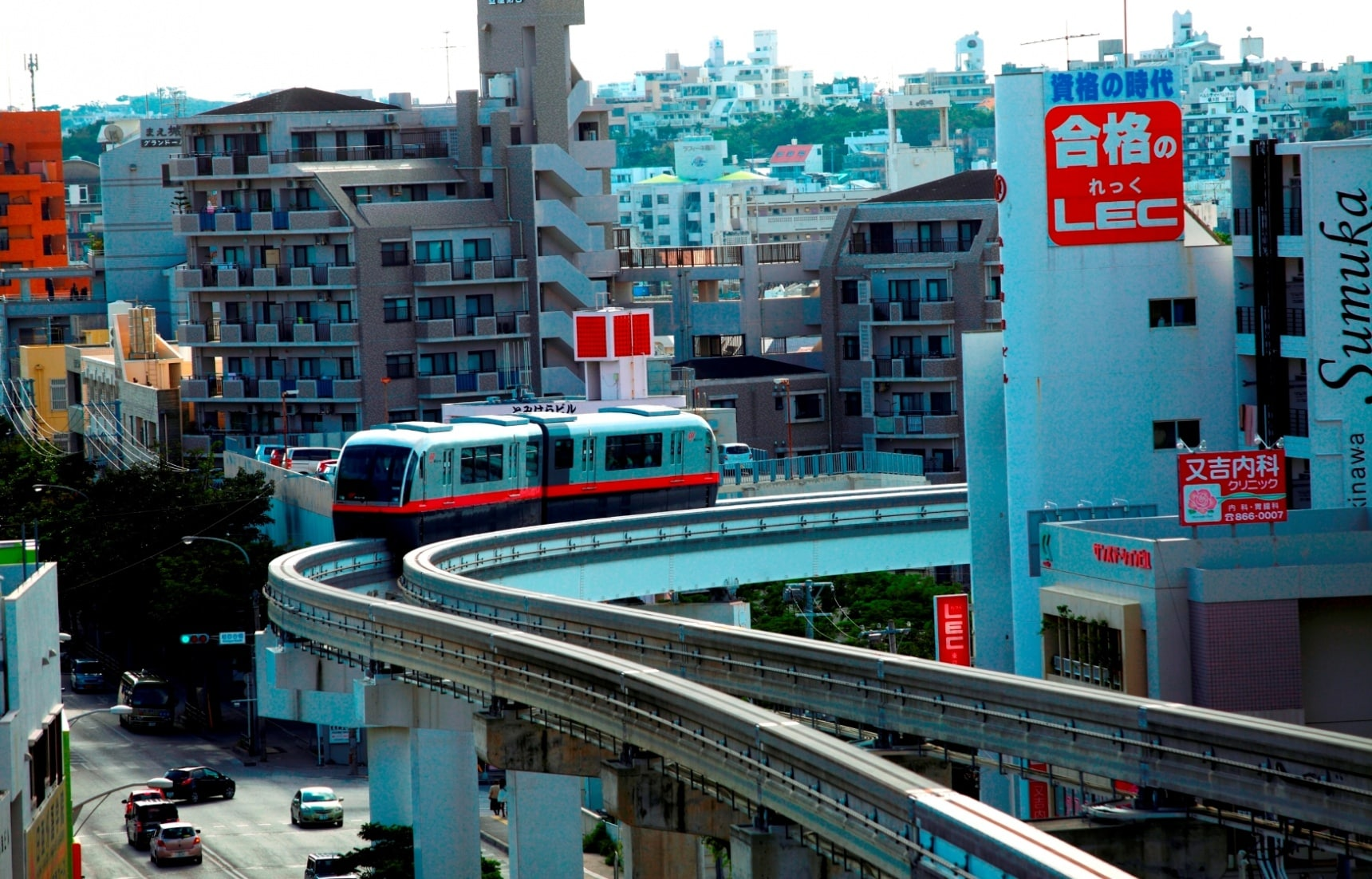 How to Get Around Naha by Yui Rail