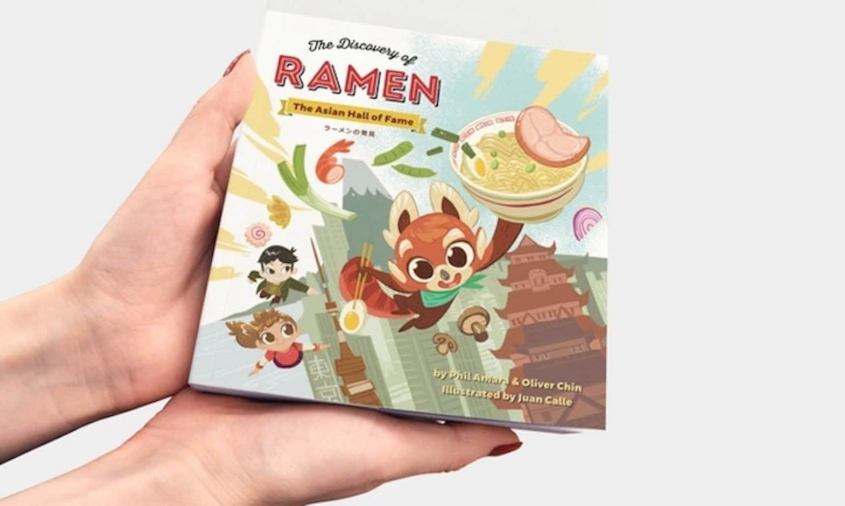 The Discovery of Ramen: For Kids!