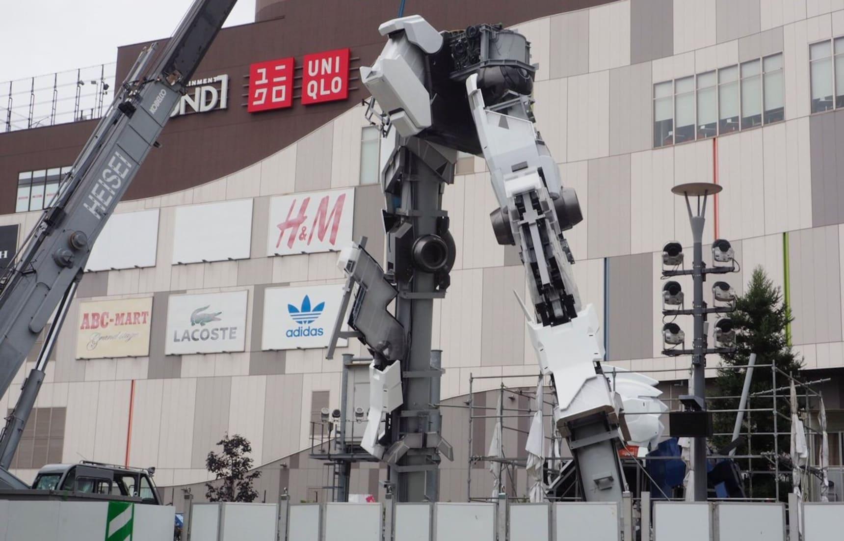 New Unicorn Gundam Is Almost Complete