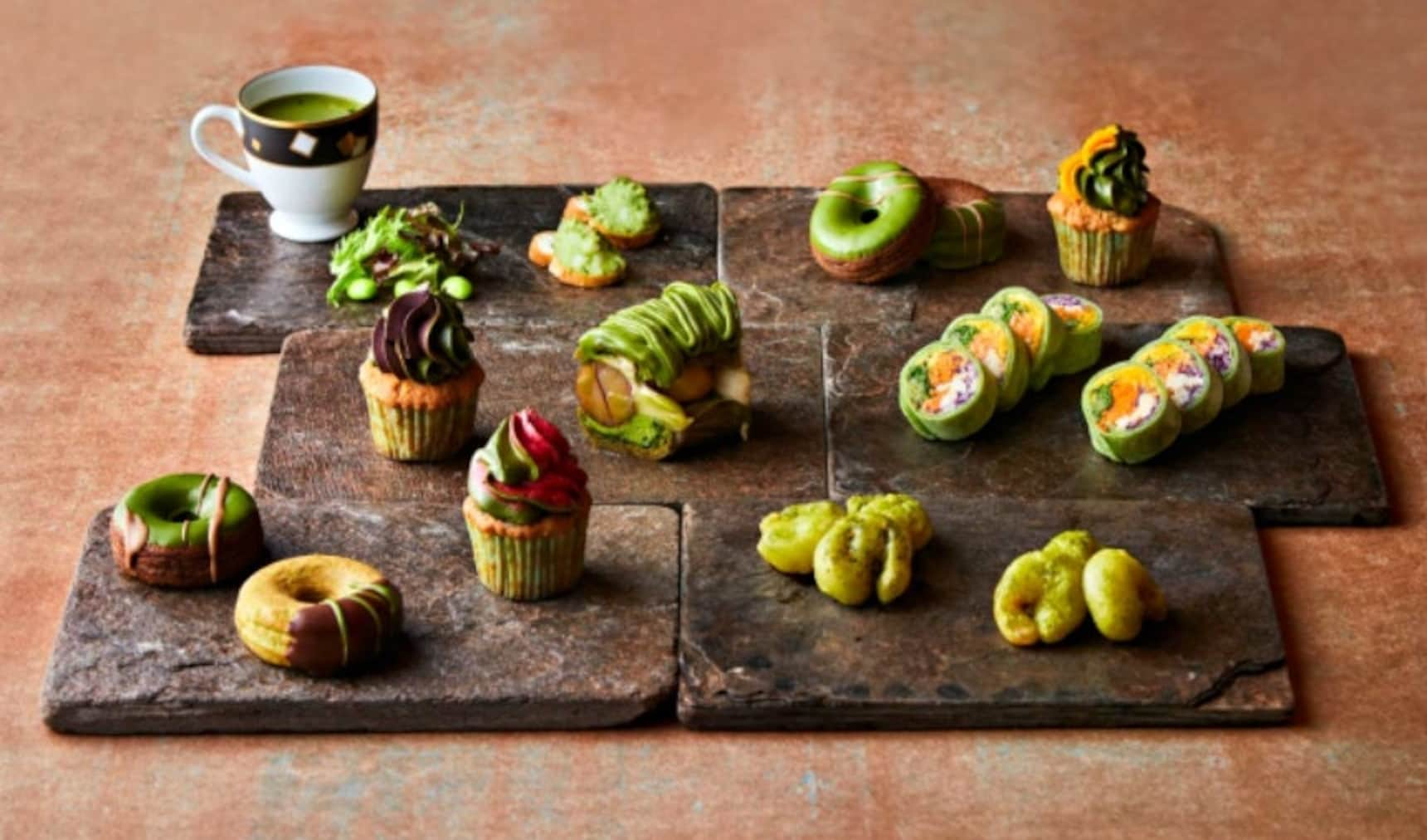Craving Matcha Infused Goods? Come to Osaka!