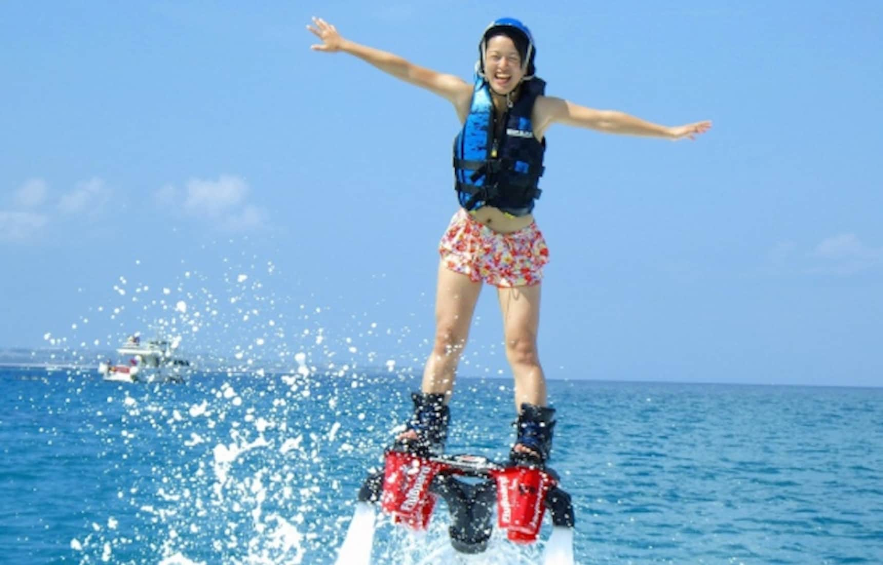 7 Ways to Go a Little Extreme in Okinawa