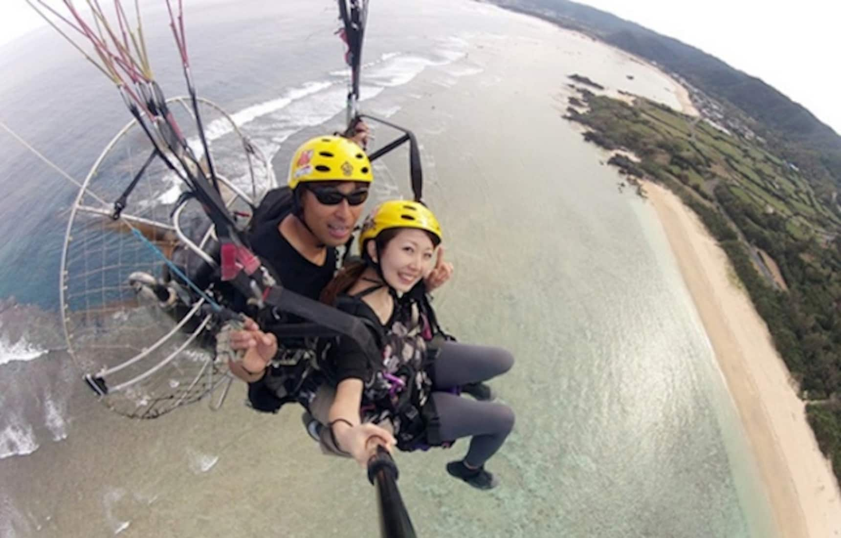 13 Places to Paraglide in Japan
