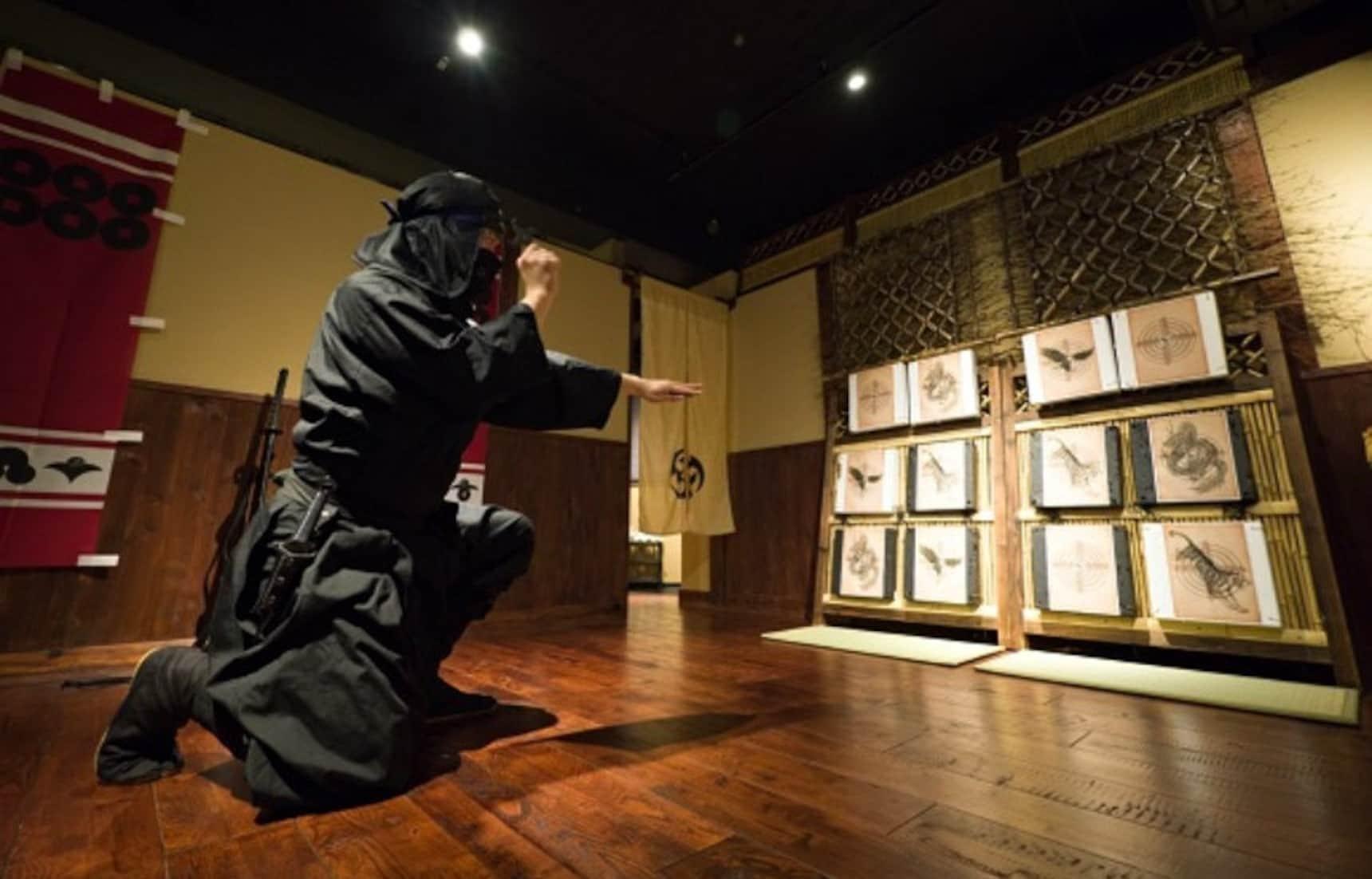 University Entrance Exam Adds Ninja Section