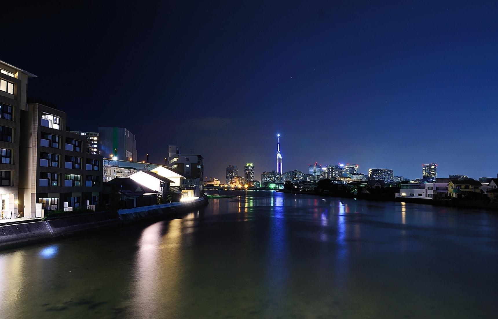 智游人|3000日元预算的福冈住宿哪里找?博多天神地区超高性价比酒店推荐
