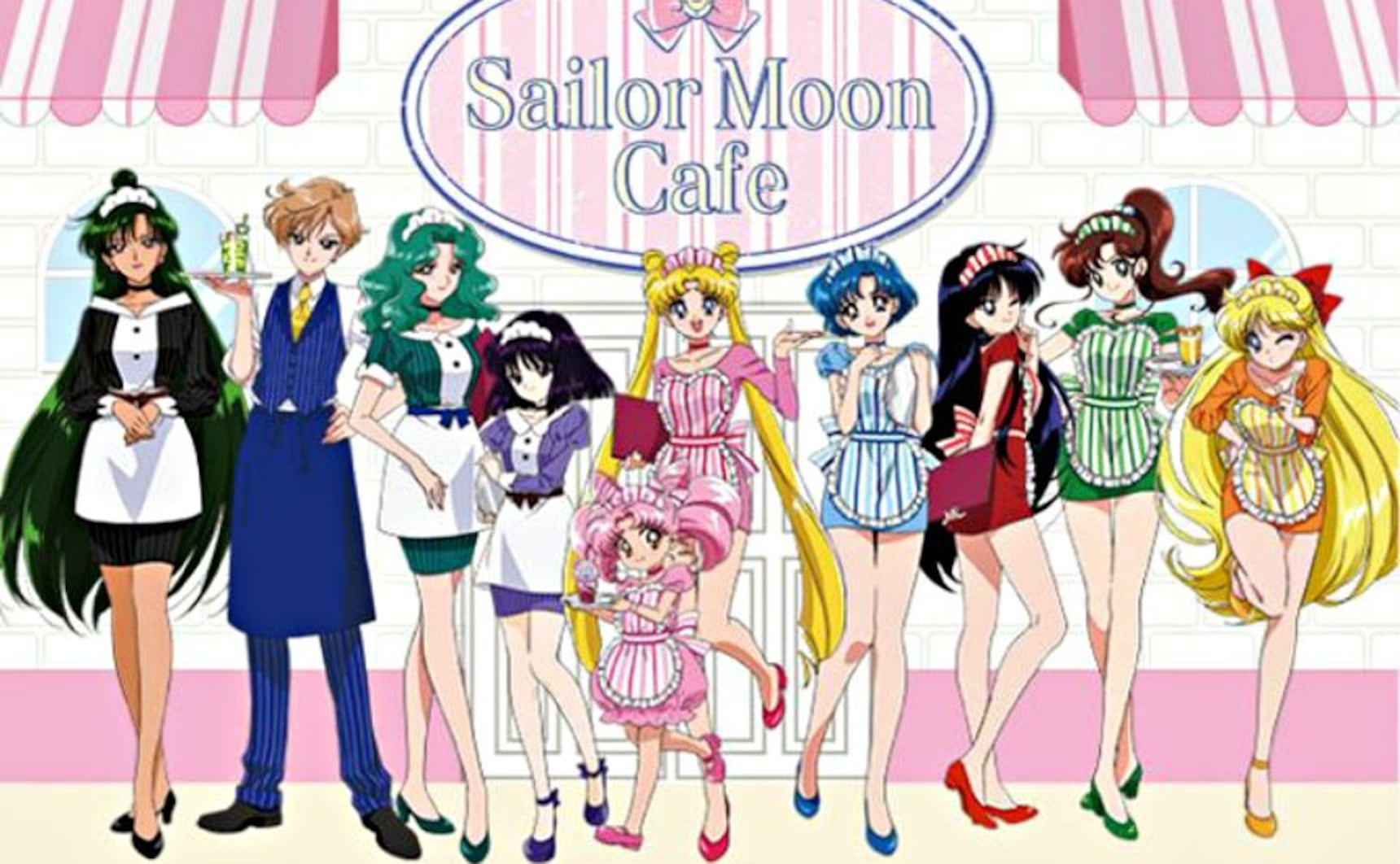 The Wait is Over—Sailor Moon Café is Back!
