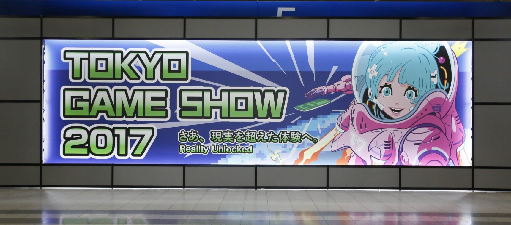 Checking Out Tokyo Game Show 2017