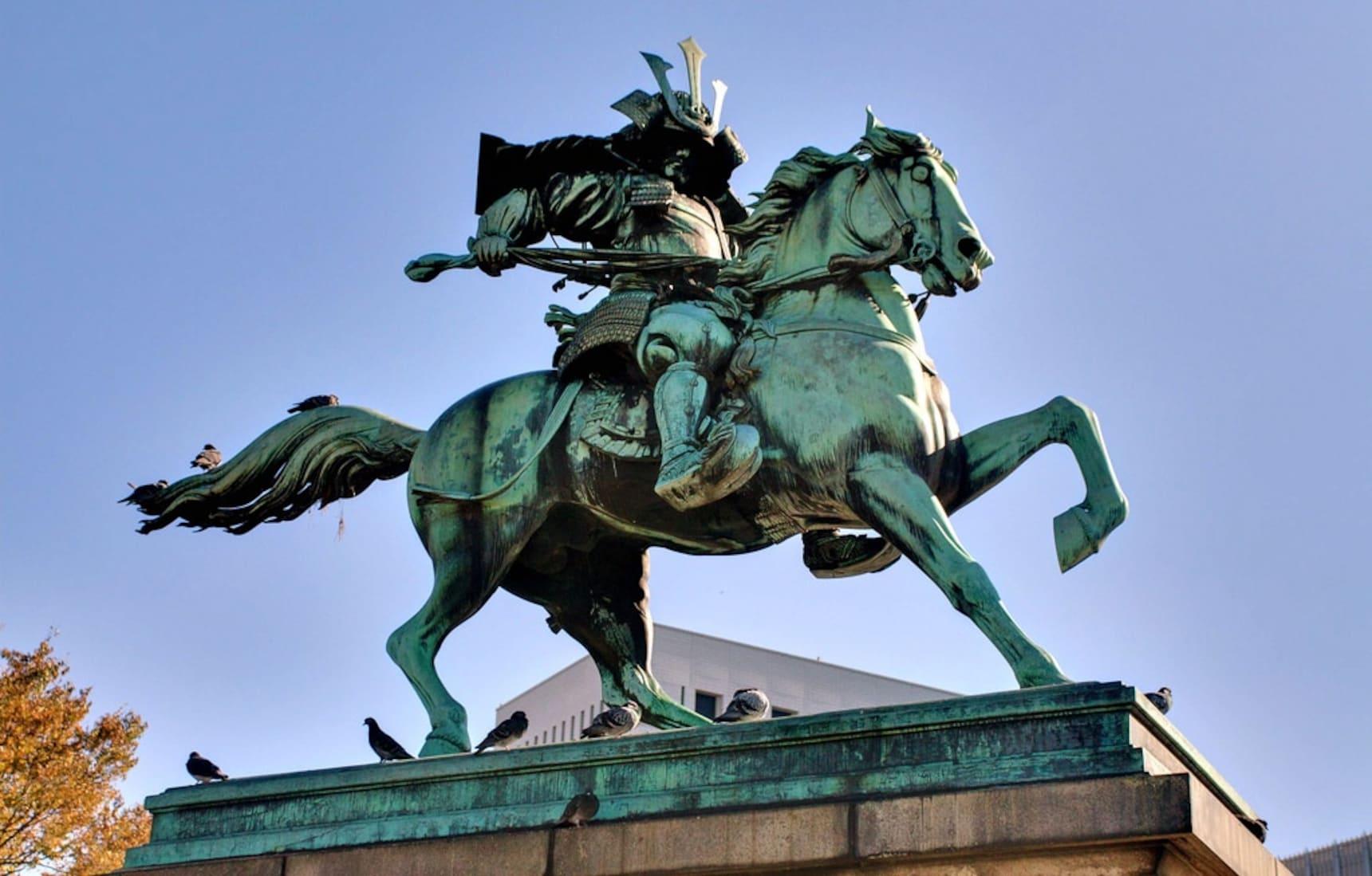 7 Samurai Spots in Tokyo & Surrounding Areas