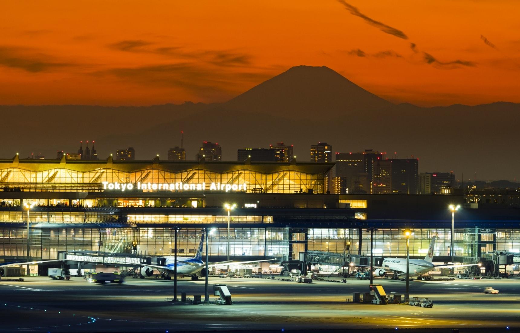 รอบรู้เรื่องสนามบินฮาเนดะ