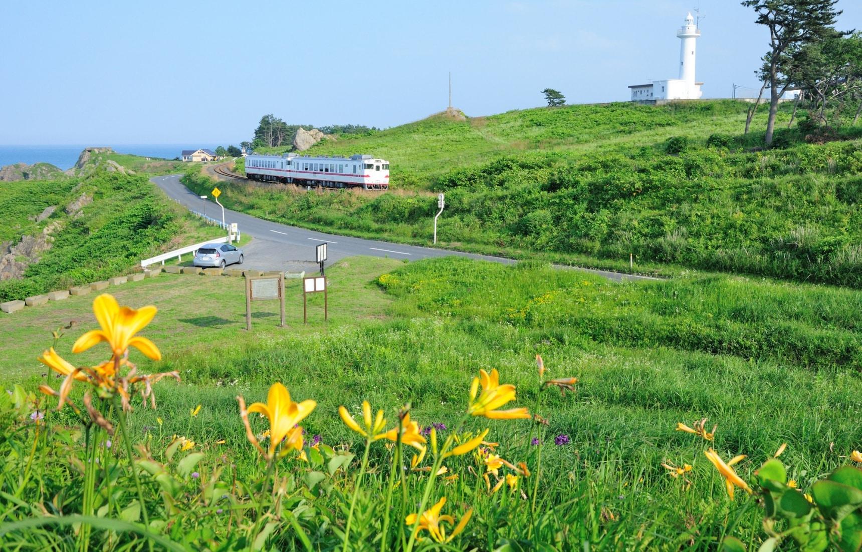 在八户市拥抱日本东北的温暖