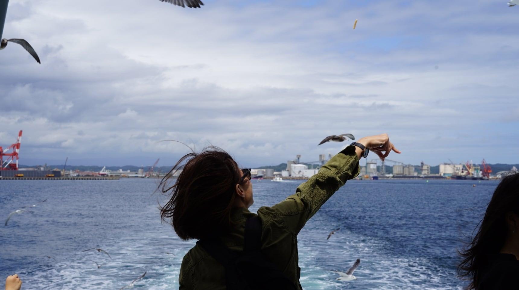 到福岛磐城逛鱼市吃海鲜~海洋体验一日游