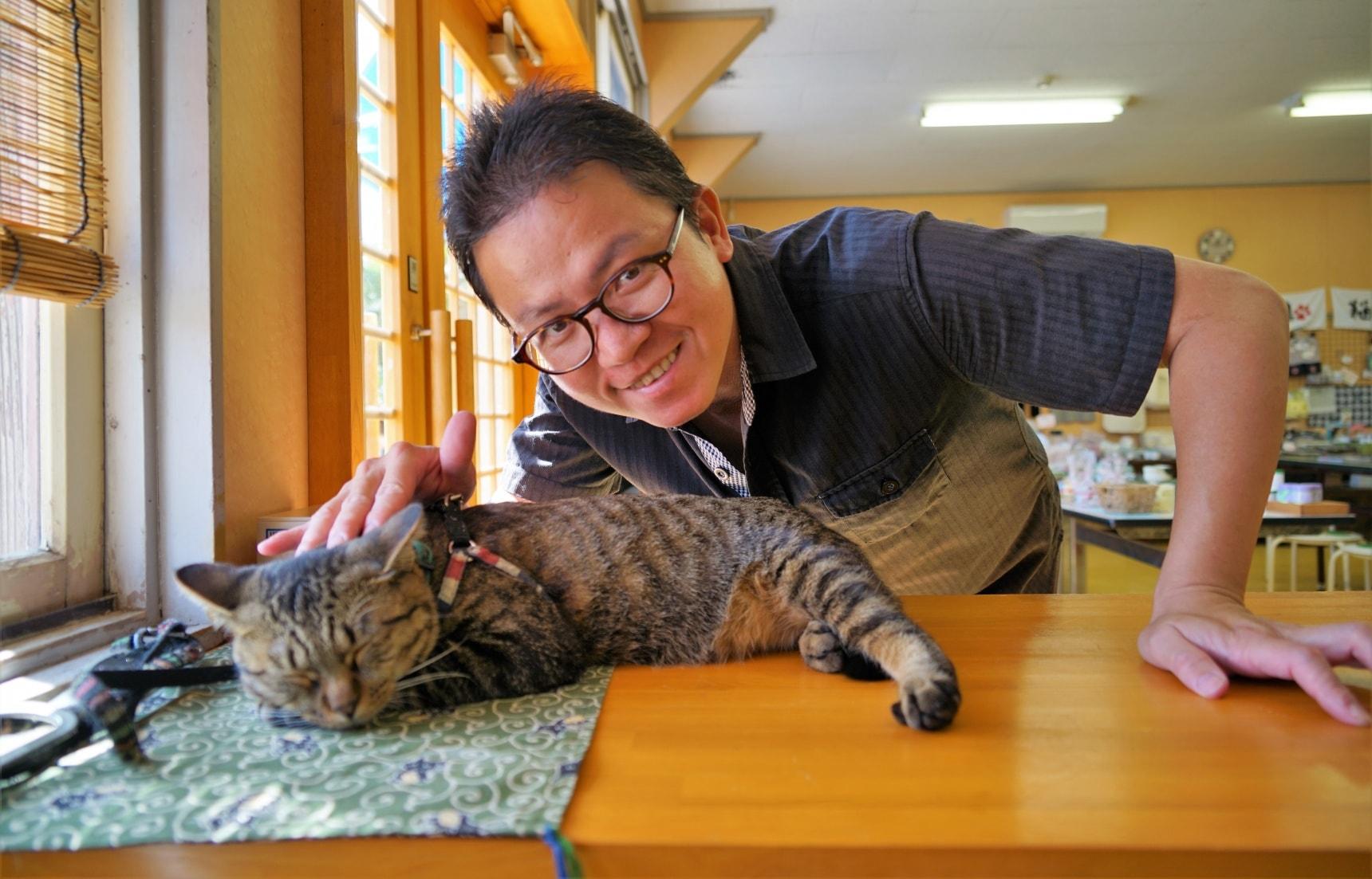 이시노마키・어업체험 & 고양이섬・다시로지마 섬