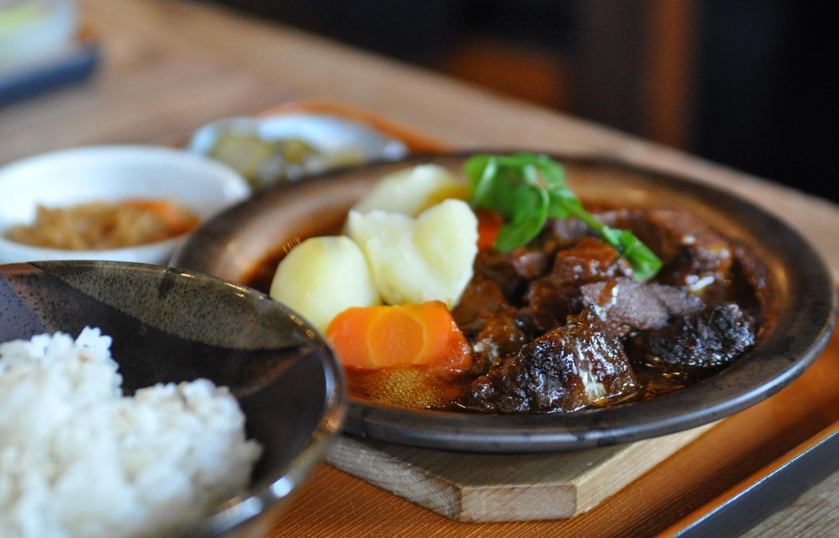 Succulent Stew at Dai Min