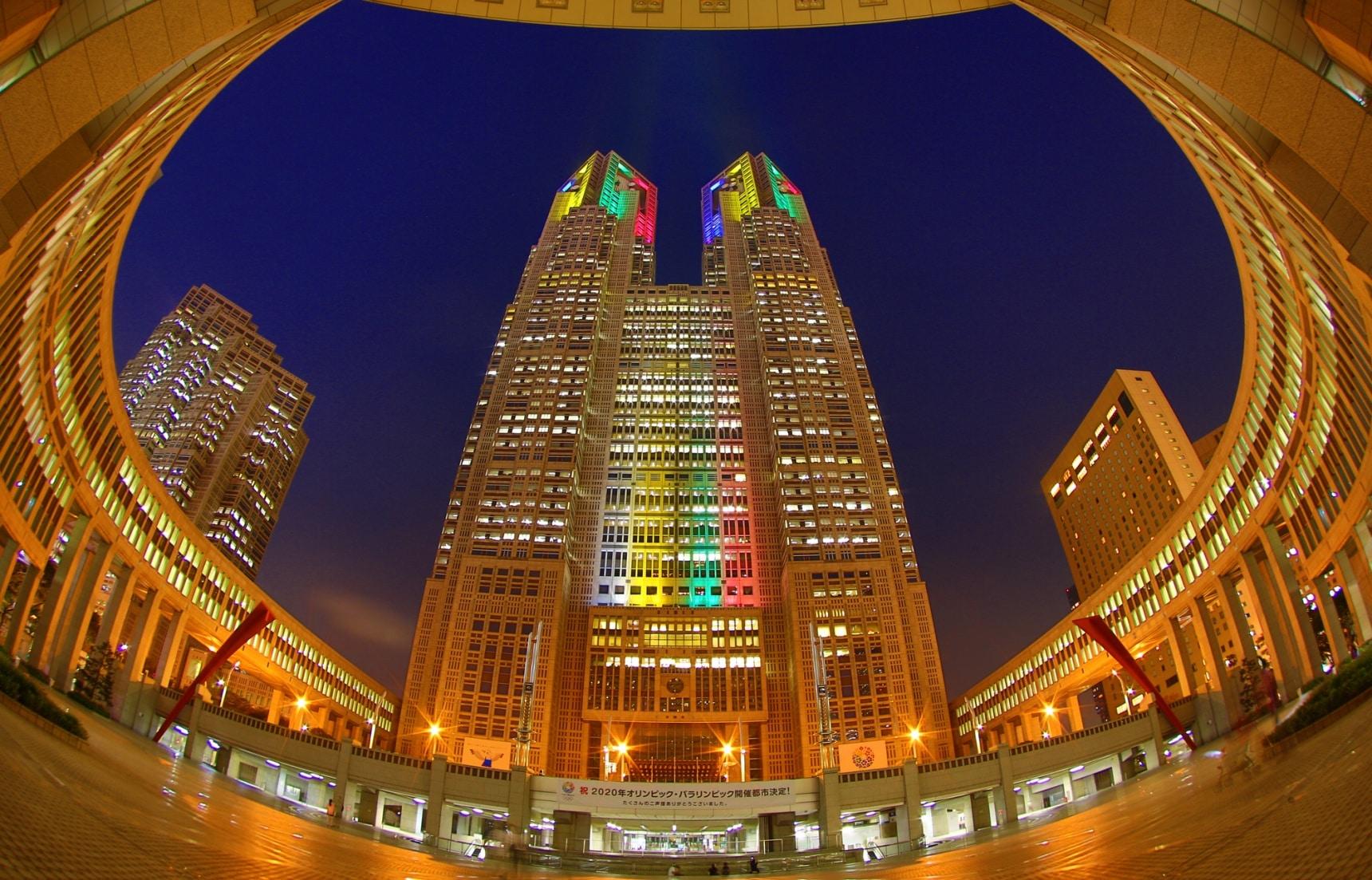 2017世界人氣票選 日本10大免費旅遊景點