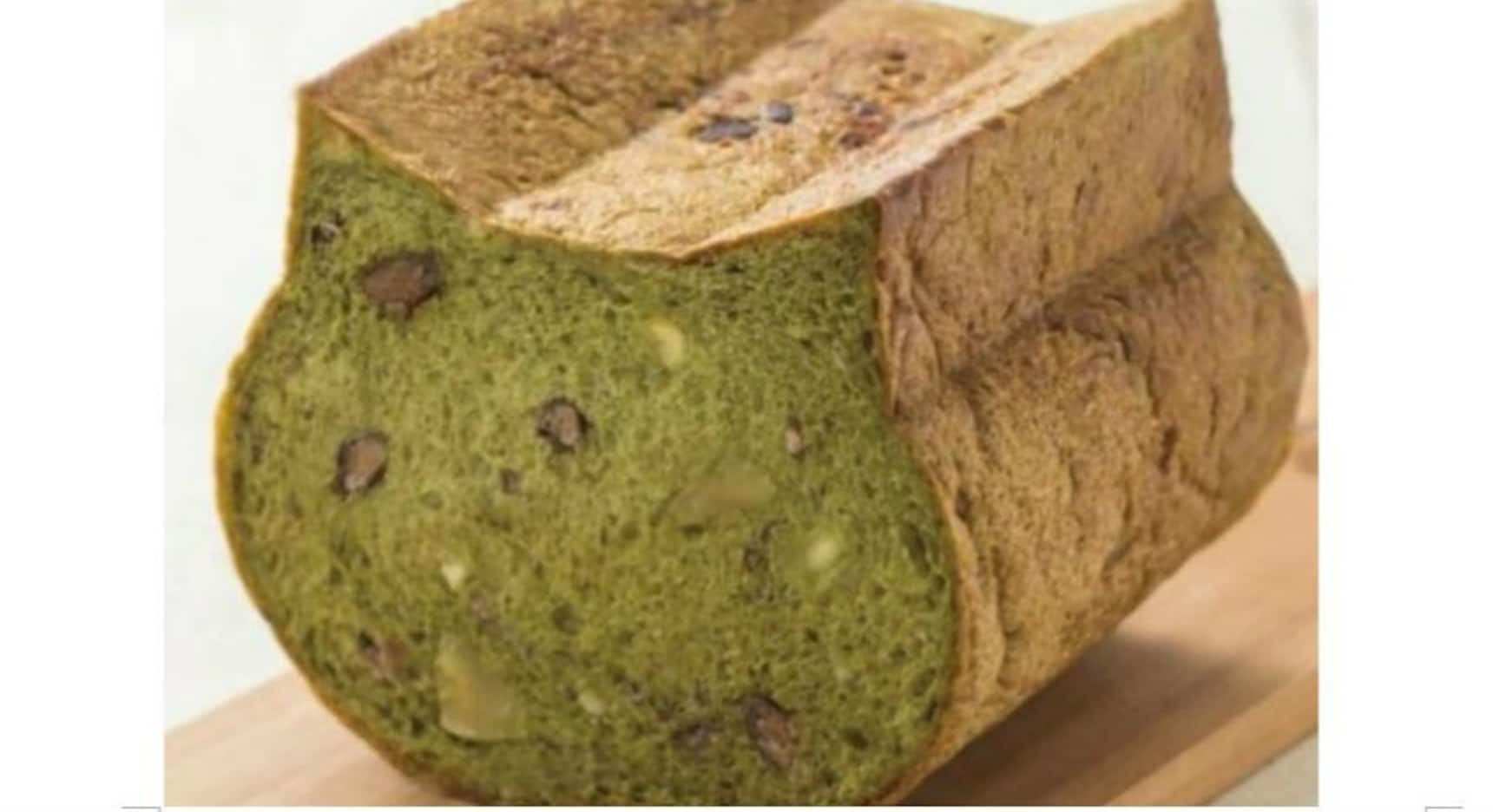 This Matcha Bread Is the Cat's Meow