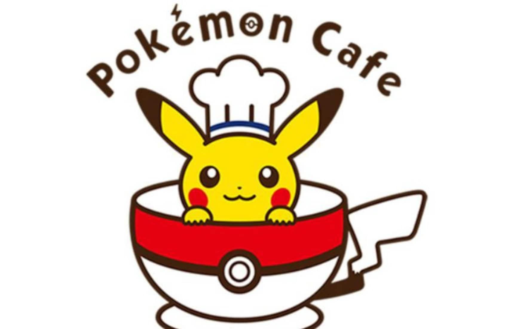 Permanent Pokémon Café to Open in Tokyo