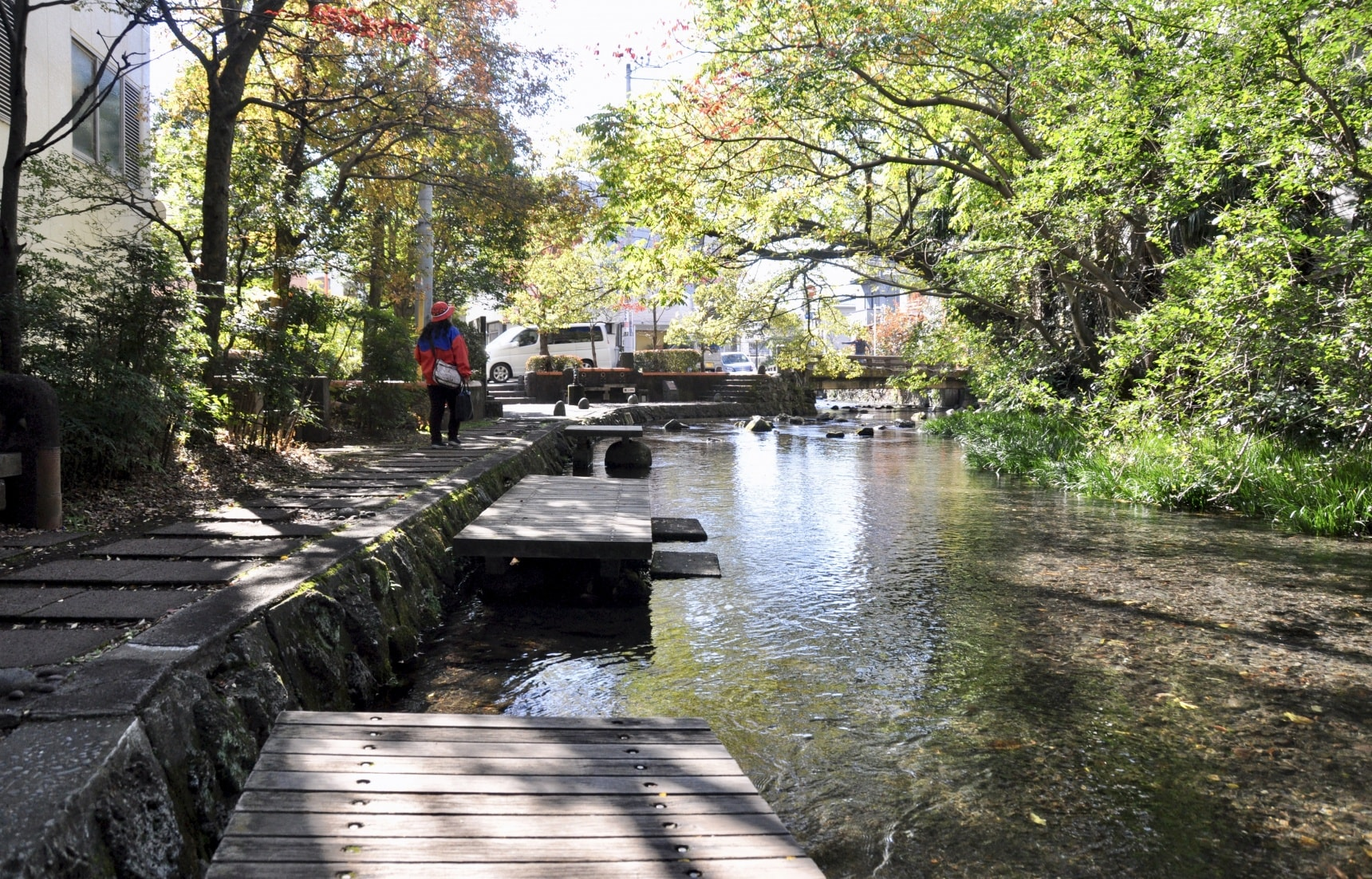Mishima: A Stroll down the Genbe River