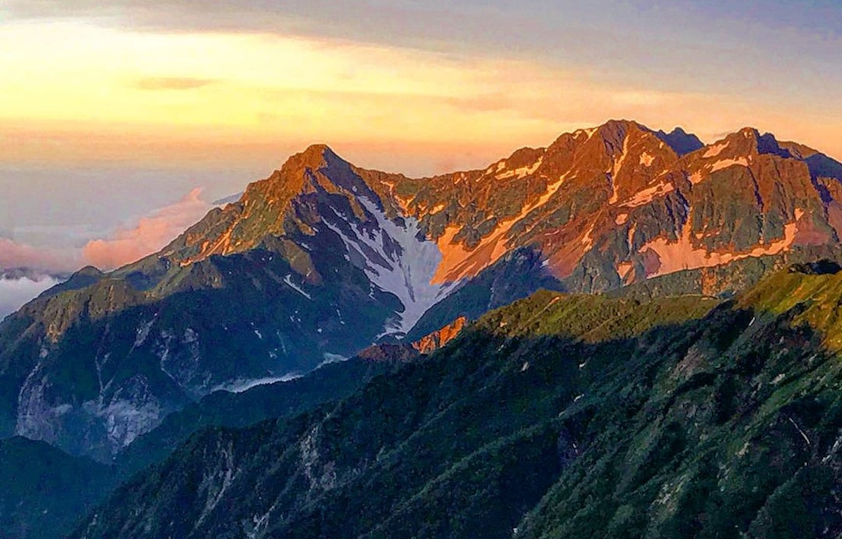 12 Amazing Mountains in Japan's National Parks