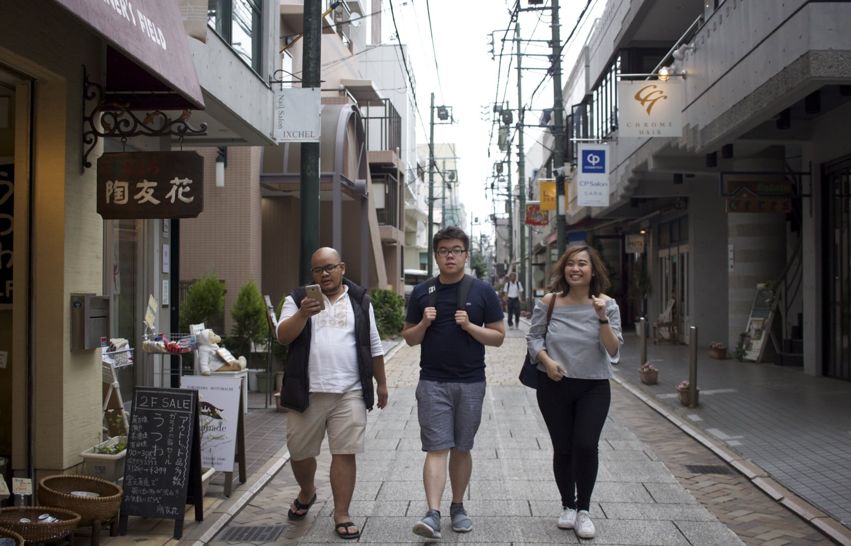 Finding Bargains in Kanto's Posh Neighborhoods