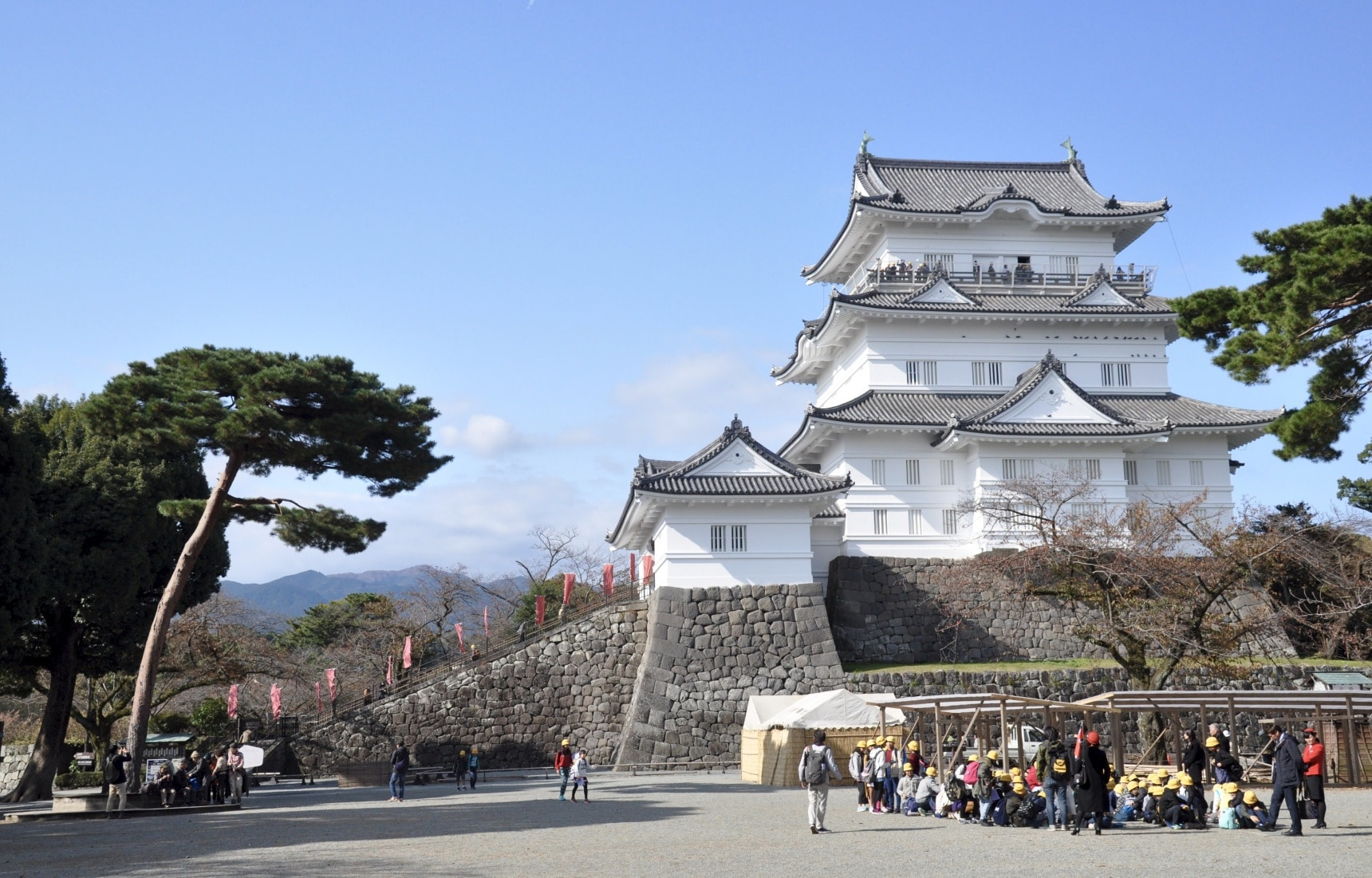 Odawara Castle: Last Stand of the Old Order