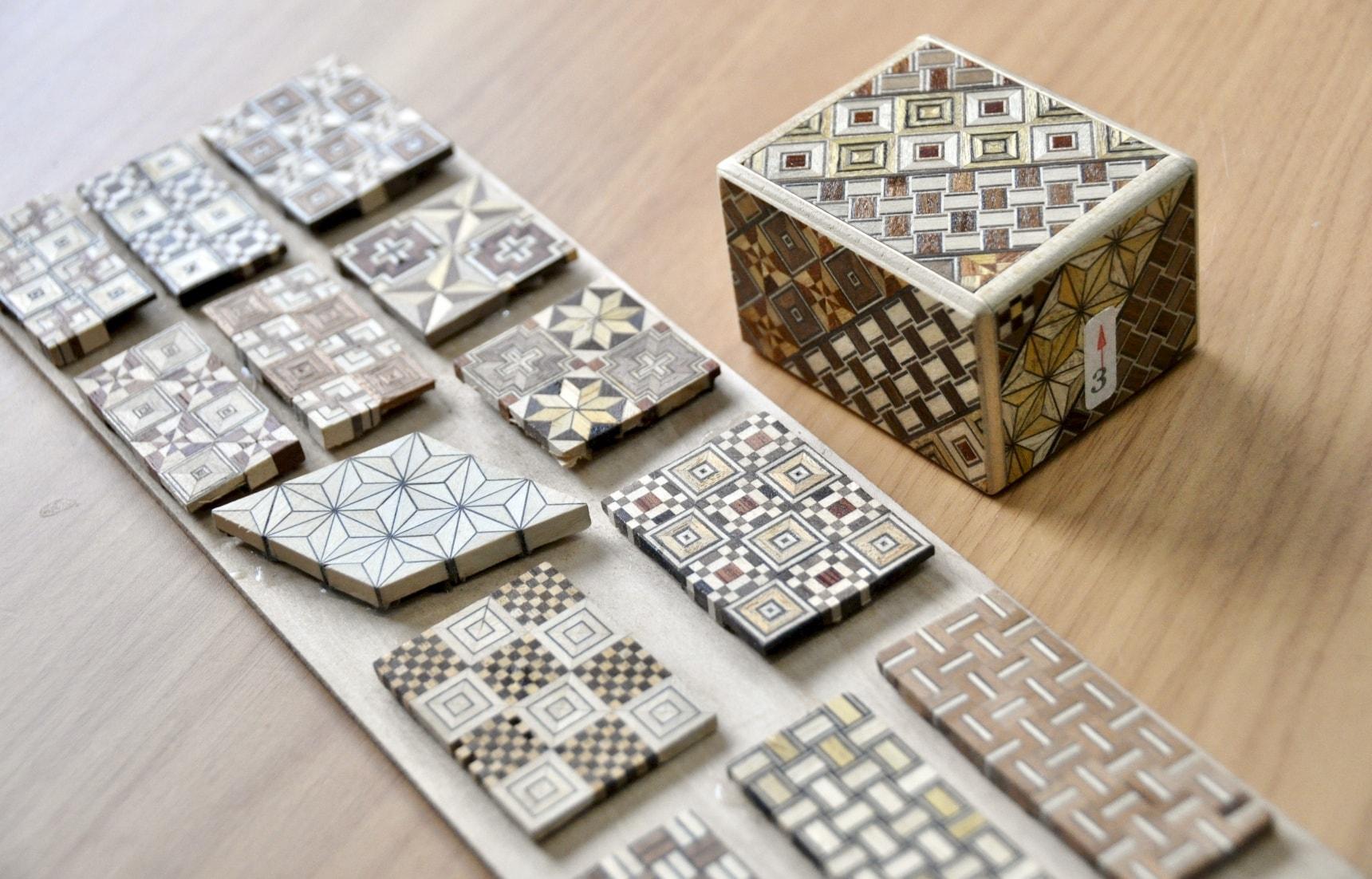 Hakone Yosegi Zaiku: World of Woodcraft
