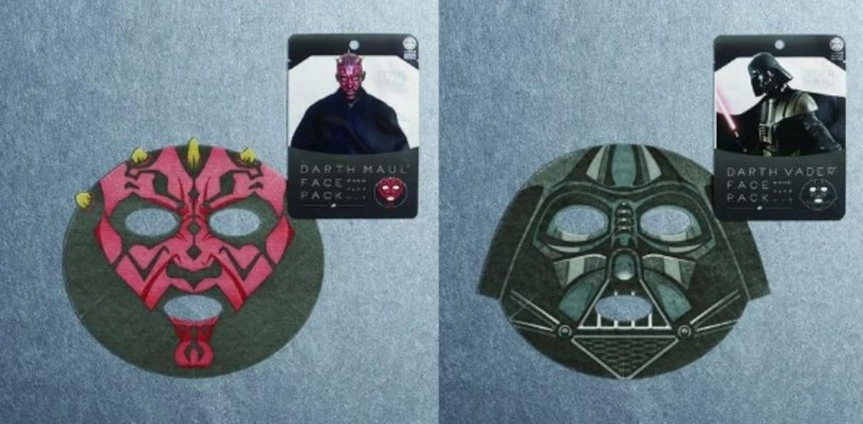 Beautify Your Skin with Star Wars Face Masks