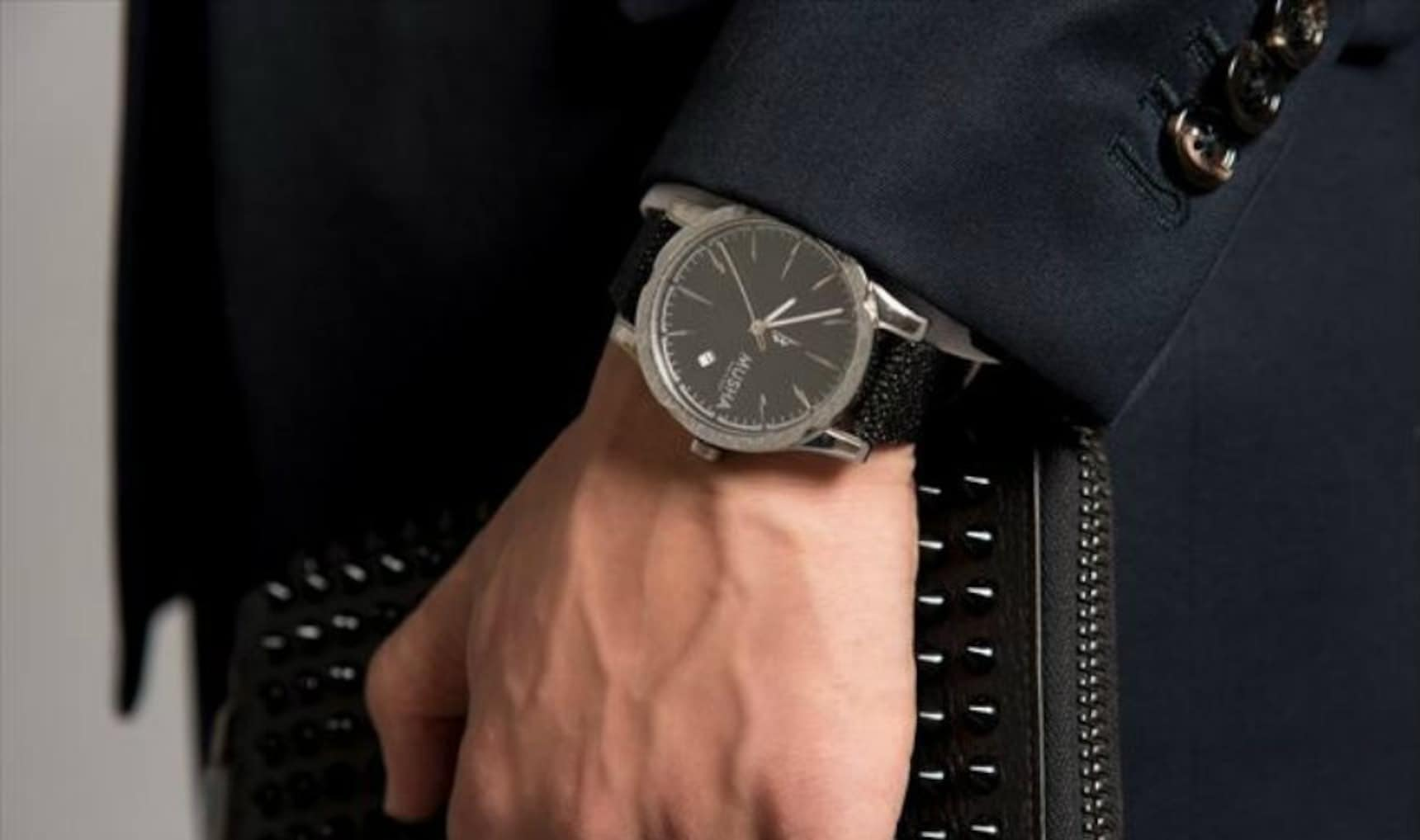 Sharpen Your Look With Damascus Steel Watches