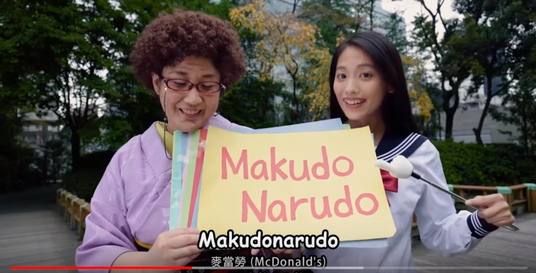 Learn Japanese Through the Craziest Video Ever