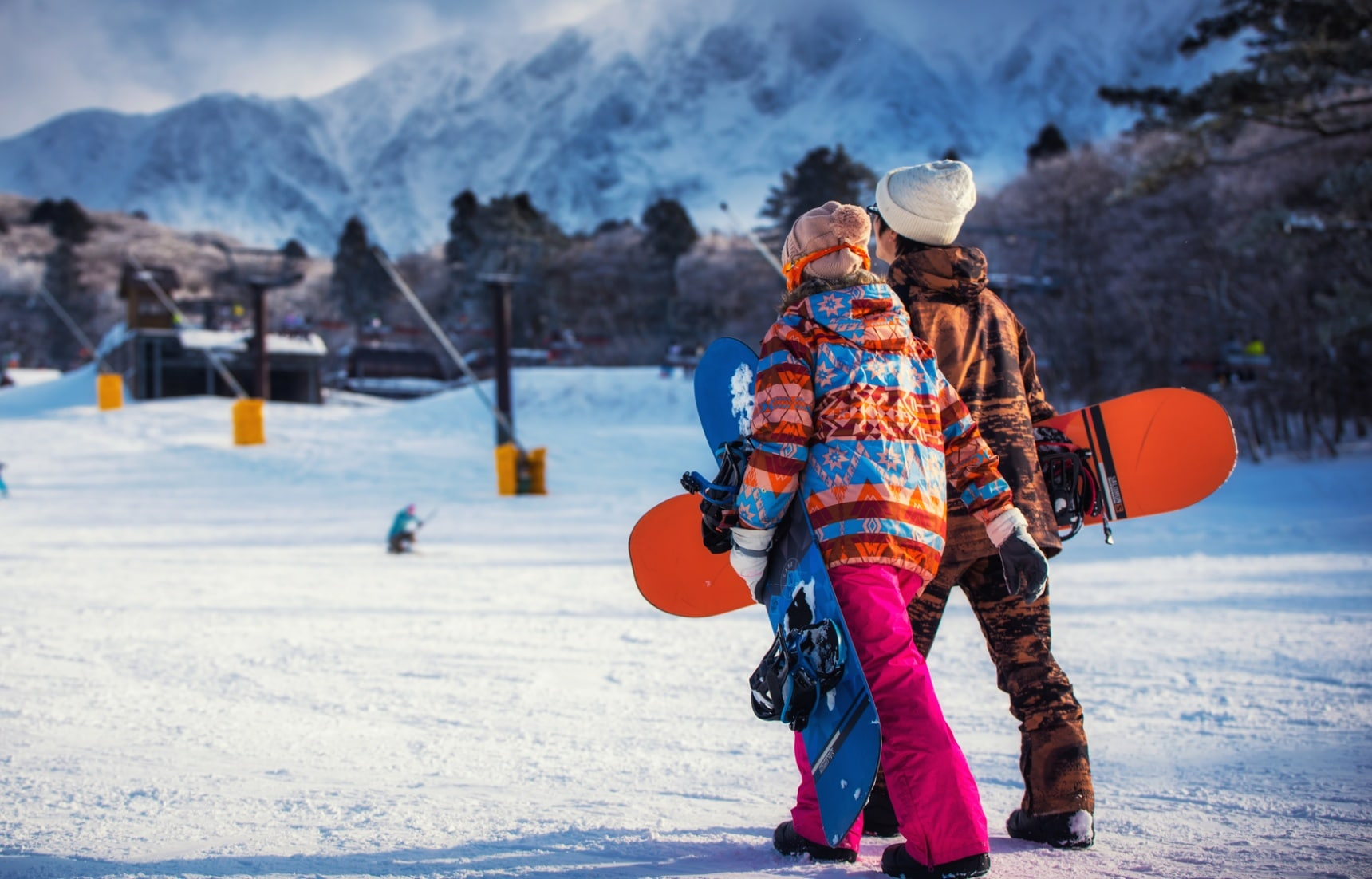 Top 5 Winter Activities in Wintery Gifu