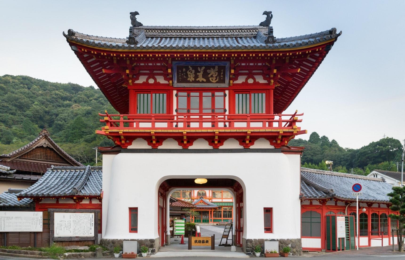 ทาเคะโอะออนเซน ตอบโจทย์นักอ่านและนักเที่ยว