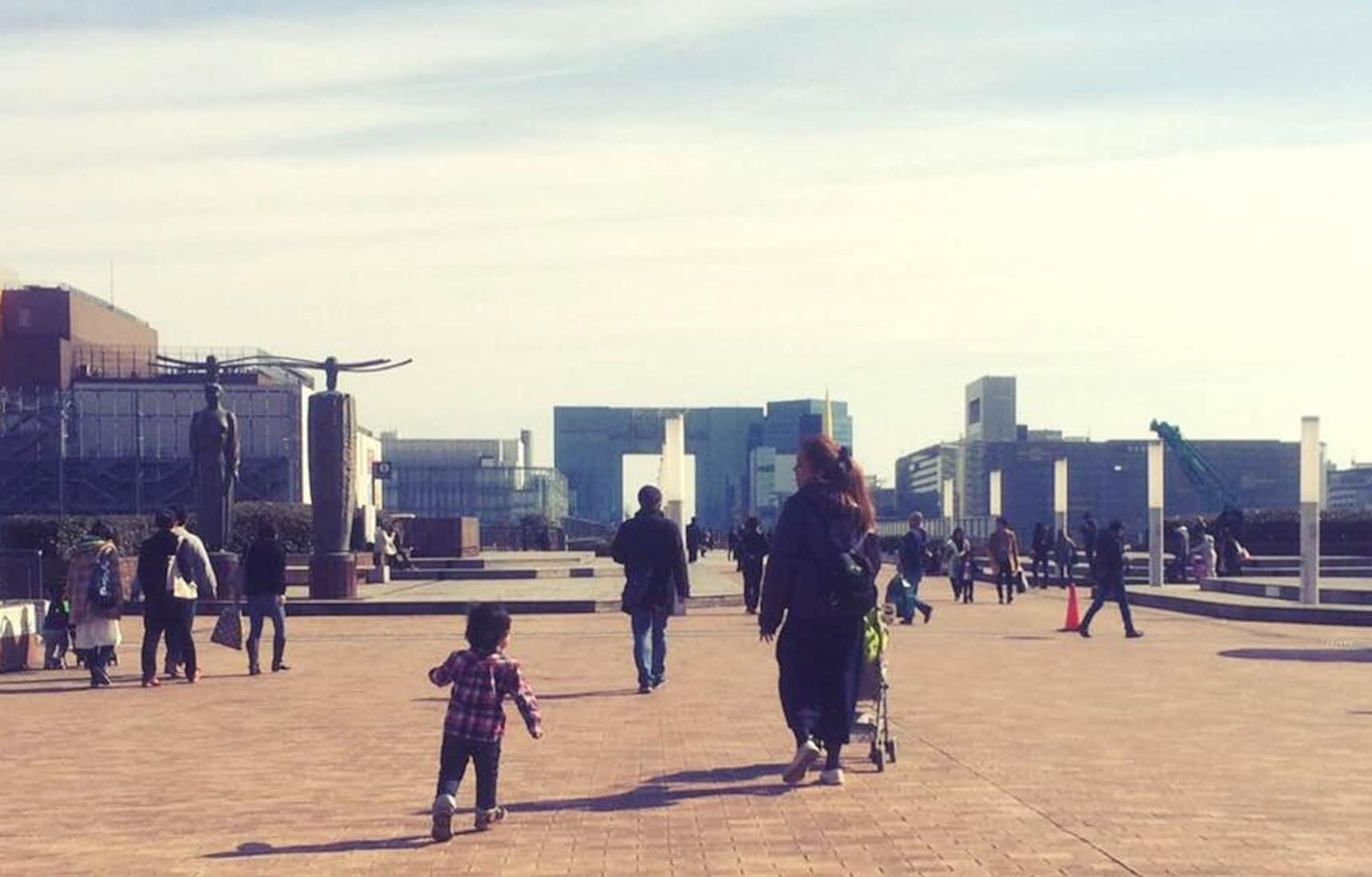 ญี่ปุ่น เมืองที่เข้าใจคุณแม่อย่างแท้จริง