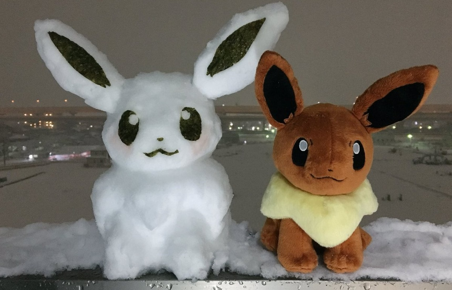 Do You Wanna Build a Snow Pokemon?