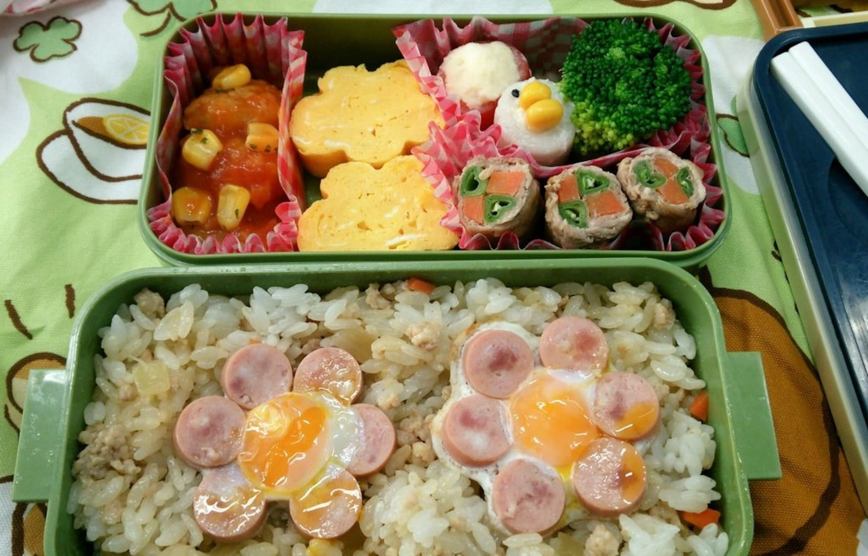Graduation Bentos Prove to Be Bitter Sweet