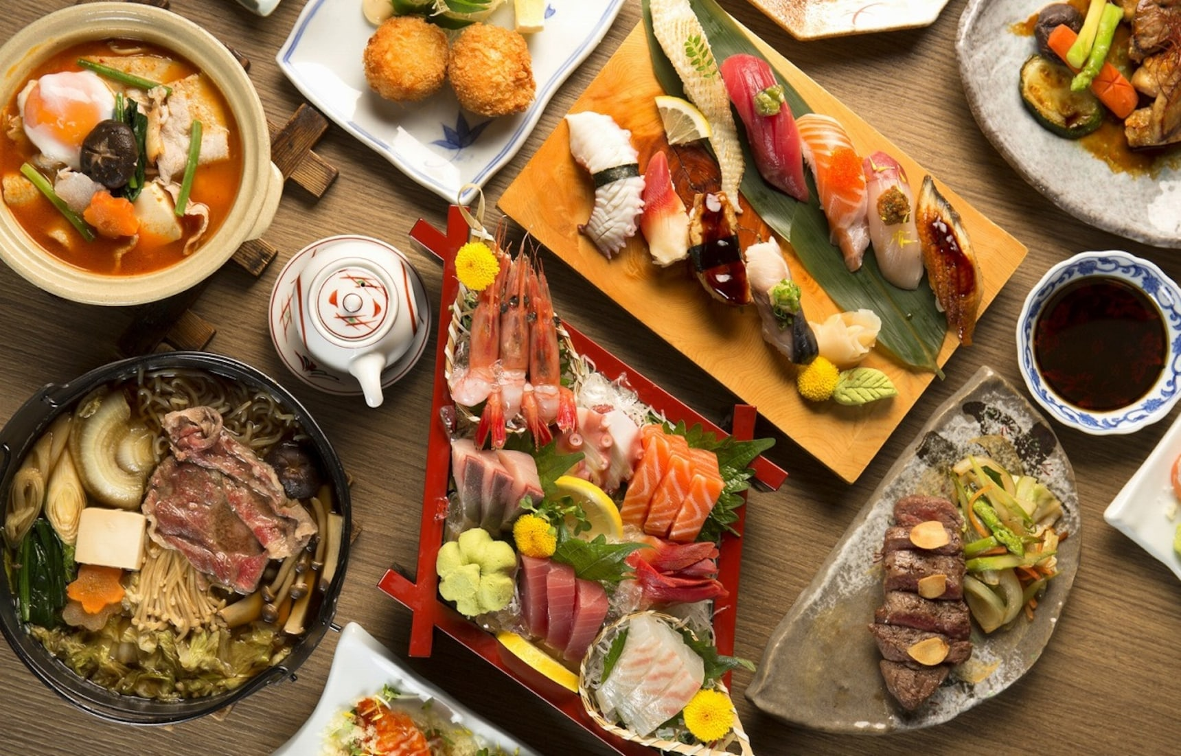 10 Authentic Japanese Restaurants in Bangkok