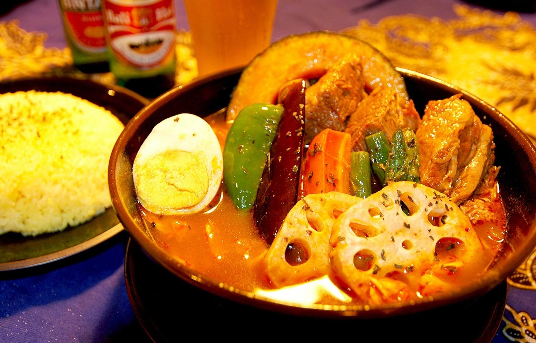 【北海道美食】札幌9間魔法美食湯咖哩推薦