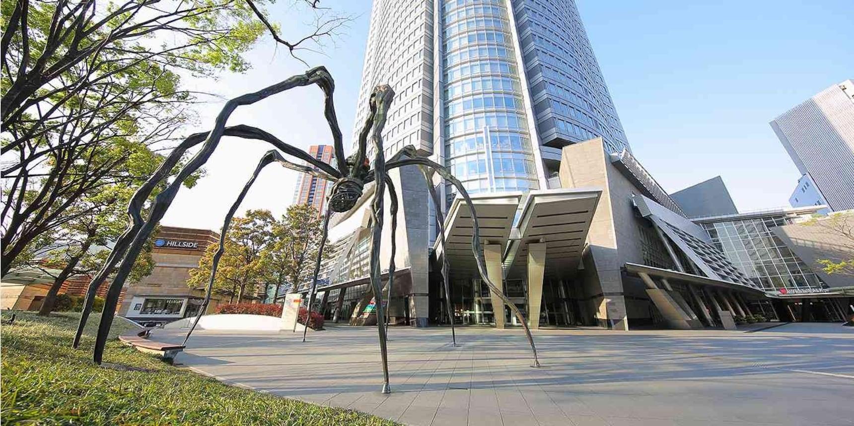 문화예술 도시 롯폰기(六本木)의 '공공 예술과 디자인'