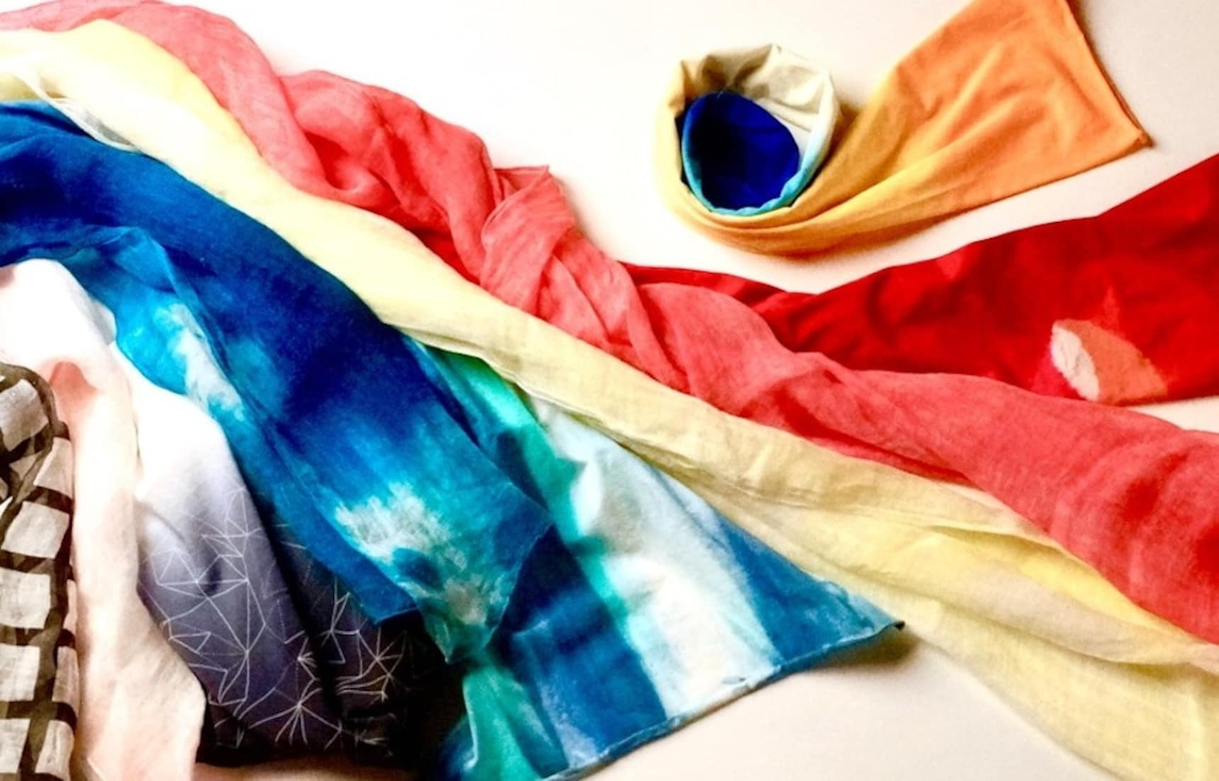 Sumida Textiles: Hand-Dyed in Tokyo