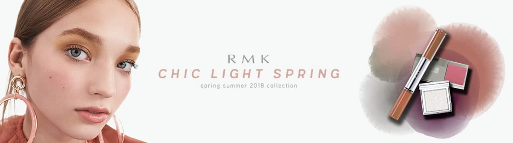 "RMK 2018 S/S 컬렉션 ""CHIC LIGHT SPRING"""