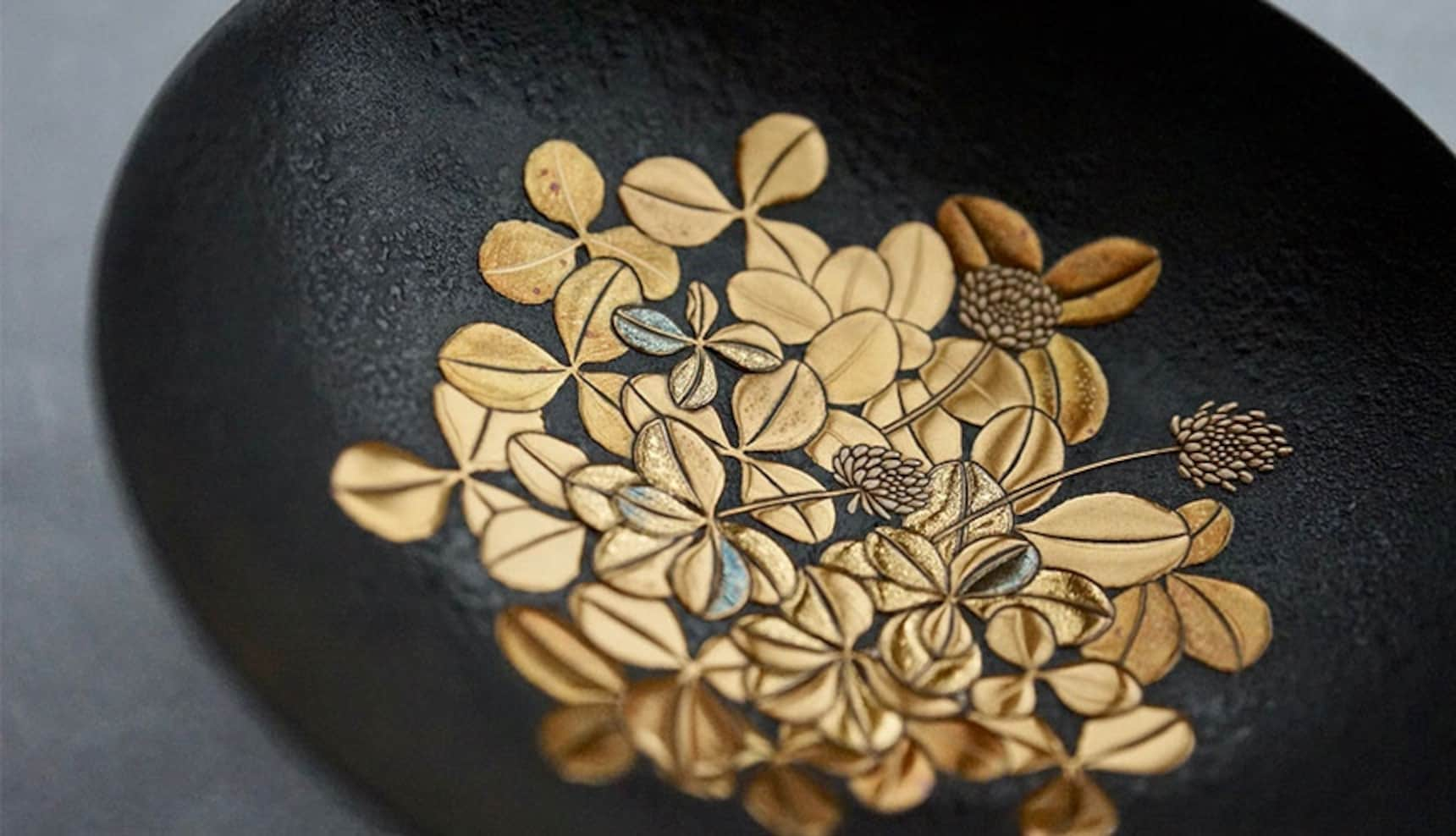 The Organic Beauty of Kaga Lacquerware