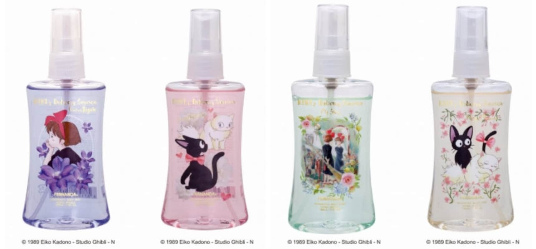 Smell Sweet Thanks to Kiki & Her Cat Jiji